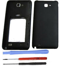 Samsung Galaxy Note i9220 N7000 Fascia Housing Replacement Cover Black + Tools