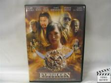 Forbidden Warrior DVD Marie Matiko, James Hong