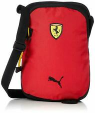 PUMA Adults Unisex SF Fanwear Portable Shoulder Bag Rosso Corsa 076679 01