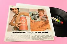 THE WHO LP SELL OUT ORIG USA 1969 EX !!!!!!!!! TOP DECCA LABEL !!!!!!!!!!