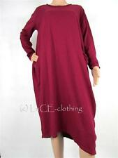 Unbranded Patternless Long Sleeve Maxi Dresses for Women