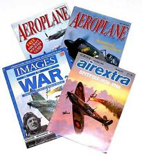 MAGAZINES BACK ISSUES Aviation AEROPLANE MONTHLY/IMAGES OF WAR/AIREXTRA SET 3