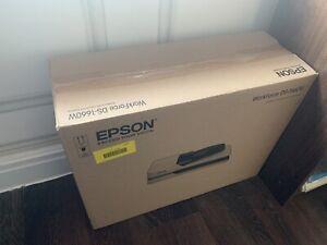 Epson Workforce DS-1660W Flatbed Scanner