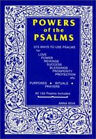 Powers of the Psalms by Anna Riva (1982, Paperback)