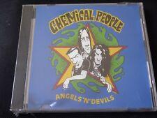 Chemical People - Angels N' Devils (NEW CD 1993) DOWN BY LAW 'N'