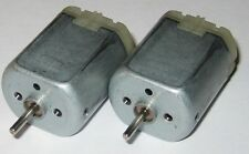 2X FC-280PC-22125 Automotive Motor w/ Terminals in End Bell - Door Lock / Mirror