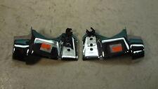 1984 Honda Goldwing GL1200 Aspencade H761. chrome carburetor carb covers