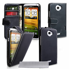 Mobile Madhouse Accessories HTC One X PU Leather Case Cover & Screen Protector