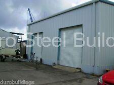 DuroBEAM Steel 50x60x16 Metal Prefab Garage Building Workshop Structures DiRECT