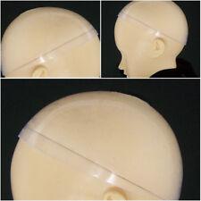 "5-6"" Silicon Wig Cap for 1/8 BJD Lati Yellow"