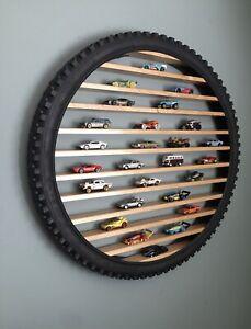 hot wheels display shelf