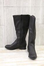 LifeStride Xandy Wide Calf Tall Boots - Women's size 8M - Black