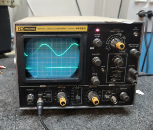 BK Precision 15MHz Oscilloscope 1472C 2 channel