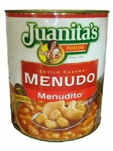 Juanita's Menudo Menudito