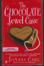 Chocoholic Cozy Mysteries by Joanna Carl Jewel Case 7 Falcon Fraud 15 Lot of Two
