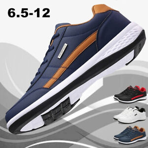 Men's New Outdoor Sneakers Waterproof Casual Sports Athletic Running Shoes Size