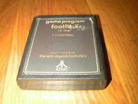 Vintage Atari 2600 Football Football Video Game Cartridge untested