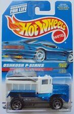 1998 Hot Wheels Oshkosh Series P Col. #765 (Snowplow Version with Blade)