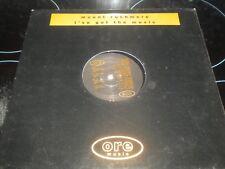 "Mount Rushmore - I've Got The Music - Vinyl Record 12"" Single - Ore Music"