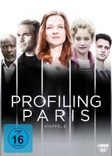 Profiling Paris - Staffel 6  [4 DVDs] (2017)