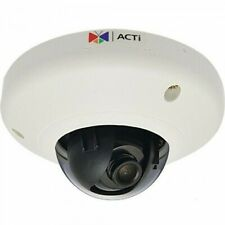 ACTi E97 10MP Indoor Mini Dome with Basic WDR, Fixed lens