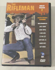 DVD - Boxed Set Collection 2 - The Rifleman - 20 episodes, 4 DVD's, 2001