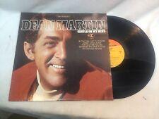 Vintage Dean Martin Gentle on My Mind Vinyl Record LP