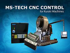 CNC Retrofit Package | Kuraki MV-1600 Series Machines