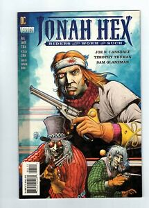 Jonah Hex Riders Of The Worm And Such #4 From Vertigo DC Comics 1995