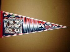 1991 Minnesota Twins World Series Champions MLB PHOTO Pennant