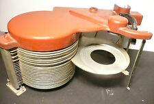 Wurlitzer 1650 Jukebox part: upper mech Record Tray Unit & Dual Cobra Tone Arms