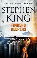 Finders Keepers, By King, Stephen,in Used but Acceptable condition