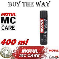 MC CARE C1-CHAIN CLEAN 400ml - LUBRIFICANTE CATENE MOTUL 102980
