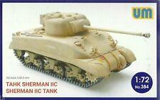 Unimodel 1/72 Sherman Firefly IIC