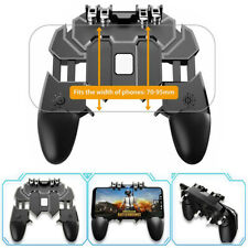 AK66 Mobile Phone Game Controller Gamepad Joystick for IOS Android PUBG Fortnite