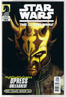 STAR WARS Clone Wars / AVATAR, FCBD, NM, Promo, 2011, more SW in store