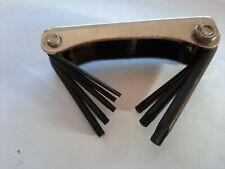 Stahlwille  Torx-Schlüssel-Set  9345
