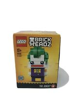 Lego Brick Headz Dc 41588 The Joker - New/Boxed