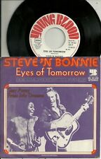 "Steve `N Bonnie - Eyes of Tomorrow (1972)  GERMANY 7"" > Grand Prix Luxembourg"