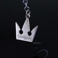 Kingdom Hearts Crown Keyring Key Chain Square Enix Disney KH PS2 PS3 PS4 XBOX