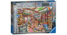 Ravensburger - Fantasy Toy Shop 1000pc Jigsaw Puzzle