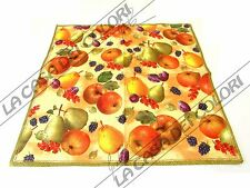 IHR - TOVAGLIOLI LUNCH - FRUITS AND BERRIES APRICOT -33x33cm- 4 PZ- L76557 - T27