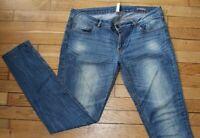 MANGO MNG Jeans pour Femme W 34 - L 34 Taille Fr 44  (Réf #Y169)