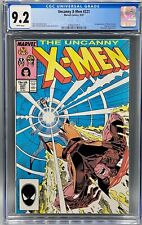 Uncanny X-Men 221 NM- CGC 9.2 1st Appearance of Mr. Sinister!