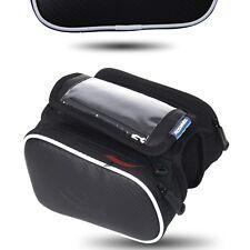 """Fahrradtasche Handy Rahmentasche Oberrohrtasche Tasche für4.8"""" Iphone Smartphone"""