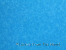 108 Wide Lt. Turquoise Blue Blender BY YARDS Quilt Backing Sewing Cotton Fabric