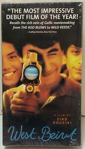 West Beirut - VHS - FACTORY SEALED