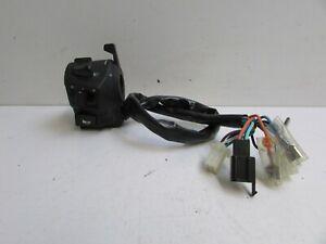 Sym XS125 Left hand Switch, 2008 J24