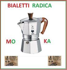 BIALETTI CAFFETTIERA 1 TAZZA MOKA RADICA EXPRESS LIMITED EDITION ALLUMINIO