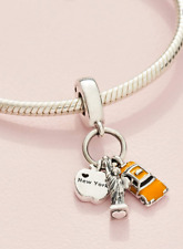 New Pandora S925 Ale New York Highlights Dangle Charm 797198ENMX